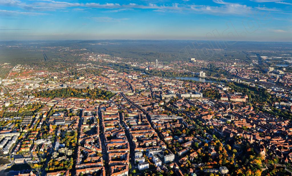 Herbstliches Nürnberg