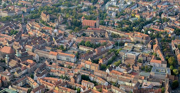 Nürnberg City