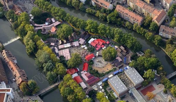 Altstadtfest in Nürnberg