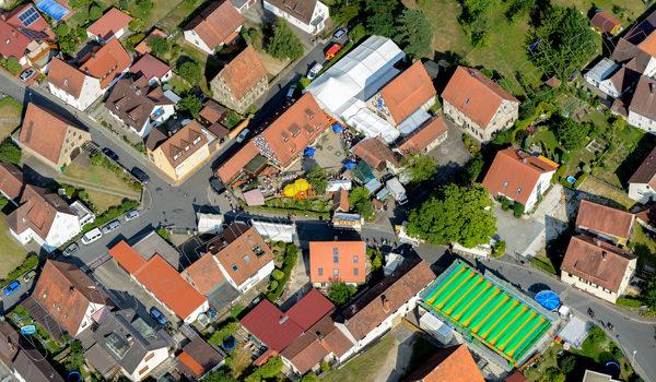 Kirchweih in Rückersdorf